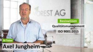 Basiswissen Qualitätsmanagement