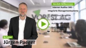 Auditor integriertes Managementsystem
