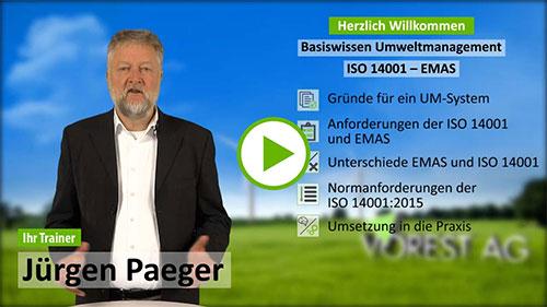 Was ist ein Arbeitsschutzmanagementsystem nach ISO 45001?